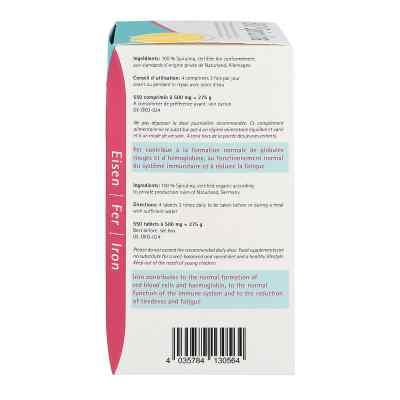 Spirulina 500 mg Bio Naturland Tabletten  bei apotheke.at bestellen