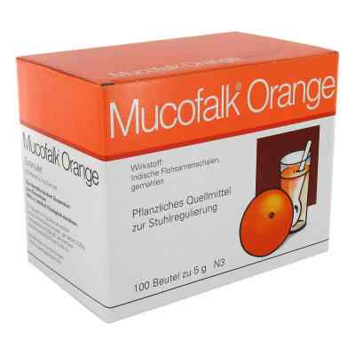 Mucofalk Orange Beutel
