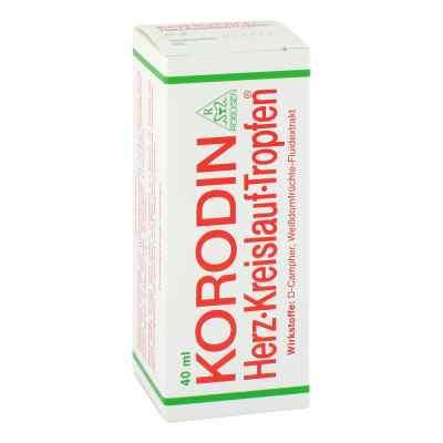 Korodin Herz Kreislauf Tropfen  bei apotheke.at bestellen