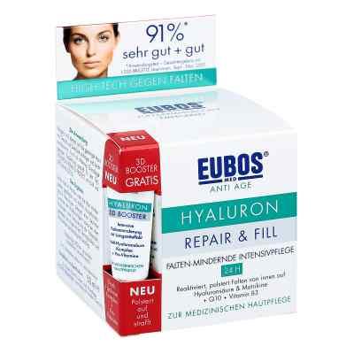 Eubos Sensitive Hyaluron Repair&fill Creme