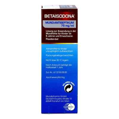 Betaisodona Mund-Antiseptikum  bei apotheke.at bestellen