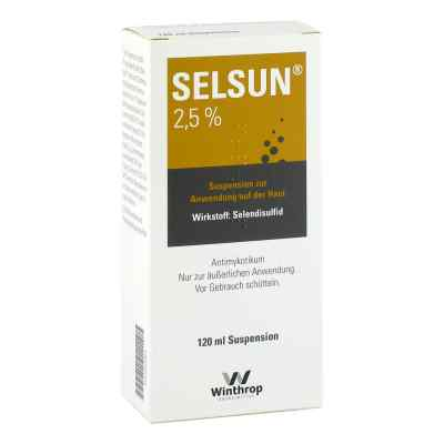 Selsun Suspension  bei apotheke.at bestellen