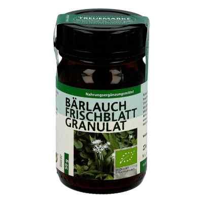 Bärlauch Frischblatt Granulat  bei apotheke.at bestellen