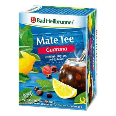 Bad Heilbrunner Tee Guarana Mate Kräuterpower  bei apotheke.at bestellen