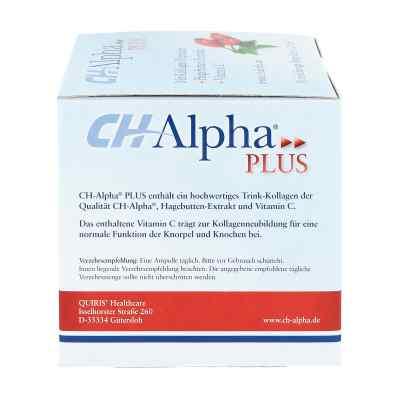 Ch Alpha Plus Trinkampullen  bei apotheke.at bestellen