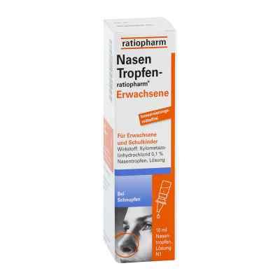 NasenTropfen-ratiopharm Erwachsene  bei apotheke.at bestellen