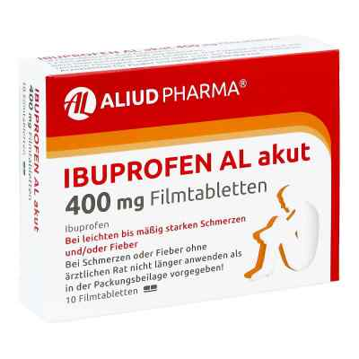 Ibuprofen AL akut 400mg