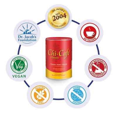 Chi Cafe Doktor jacob's Pulver
