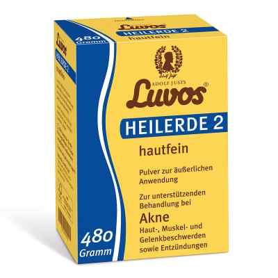 Luvos Heilerde 2 hautfein  bei apotheke.at bestellen