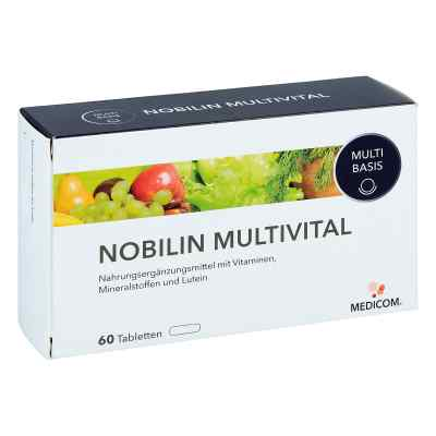 Nobilin Multi Vital Tabletten  bei apotheke.at bestellen