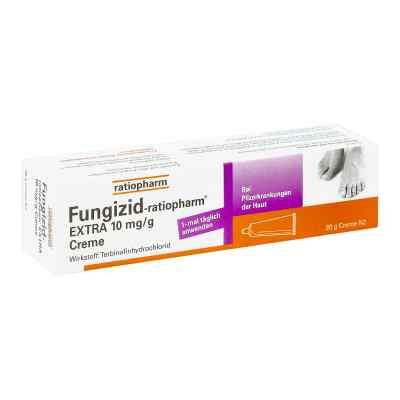 Fungizid-ratiopharm Extra 30 g von ratiopharm GmbH PZN 05104951