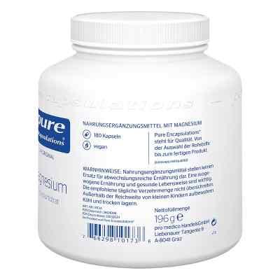Pure Encapsulations Magnesium Magn.citrat Kapseln  bei apotheke.at bestellen