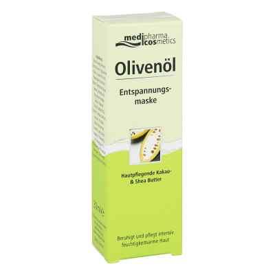 Olivenöl Entspannungsmaske  bei apotheke.at bestellen