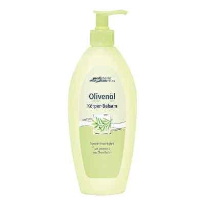 Olivenöl Körper-balsam im Spender  bei apotheke.at bestellen