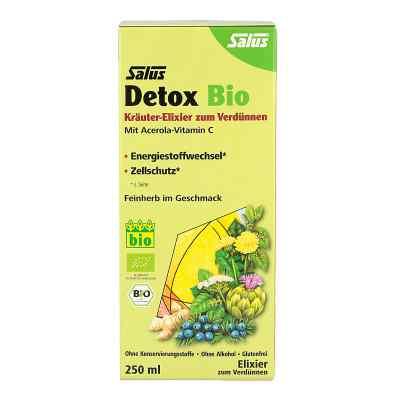 Detox Bio Kräuter-elixier zum Verdünnen Salus  bei apotheke.at bestellen