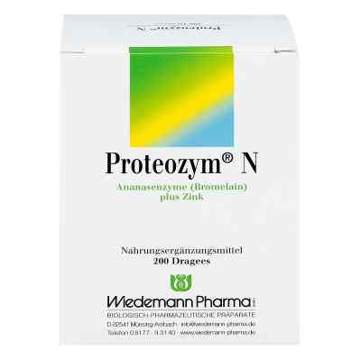 Proteozym N Dragees