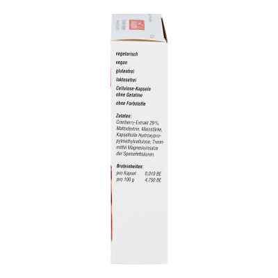 Cranberry 36 mg Pac Alsifemin Kapseln  bei apotheke.at bestellen