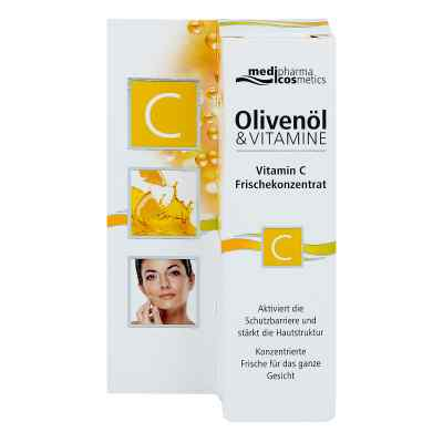 Olivenöl & Vitamin C Frischekonzentrat