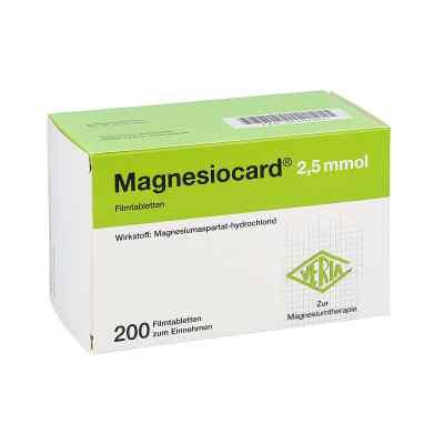 Magnesiocard 2,5 mmol Filmtabletten  bei apotheke.at bestellen