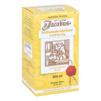 Jacobus Schwedenbitter trinkfertig  bei apotheke.at bestellen