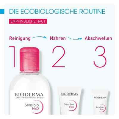 Bioderma Sensibio H2o reinigende Lösung  bei apotheke.at bestellen