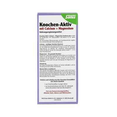 Knochen-aktiv Calcium+magnesium Tonikum plus Salus