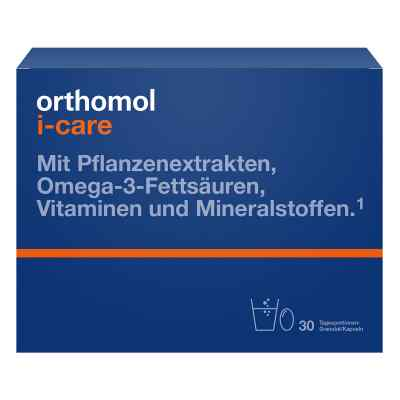 Orthomol i Care Granulat  bei apotheke.at bestellen