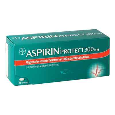Aspirin protect 300mg  bei apotheke.at bestellen