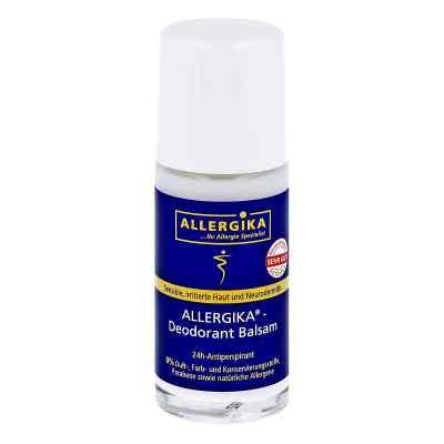 Allergika Deodorant Balsam  bei apotheke.at bestellen
