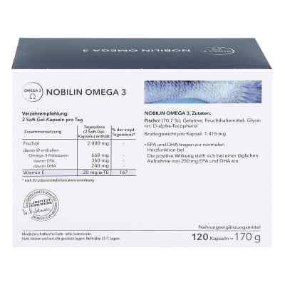 Nobilin Omega 3 Kapseln  bei apotheke.at bestellen