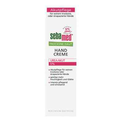 Sebamed Trockene Haut 5% Urea akut Handcreme  bei apotheke.at bestellen