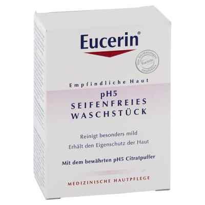 Eucerin pH5 Seifenfreies Waschstück  bei apotheke.at bestellen