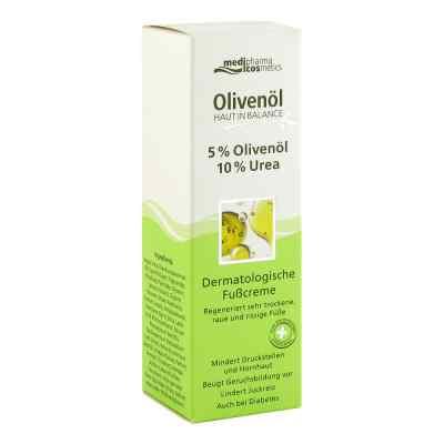 Haut In Balance Olivenöl Fusscr.5%oliven.10%urea