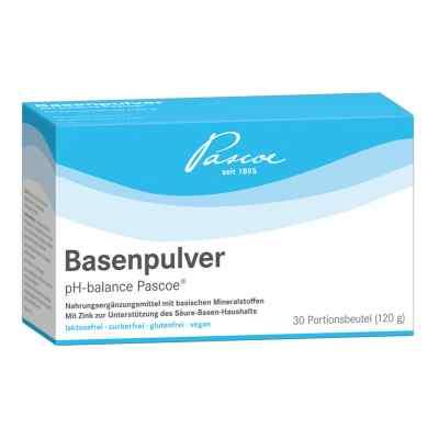 Basenpulver pH balance Pascoe  bei apotheke.at bestellen