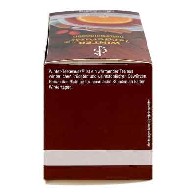 Winter Teegenuss Filterbeutel