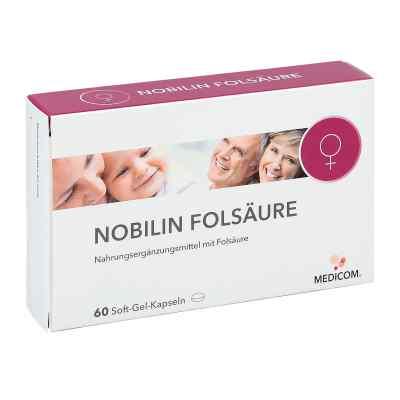 Nobilin Folsäure Kapseln