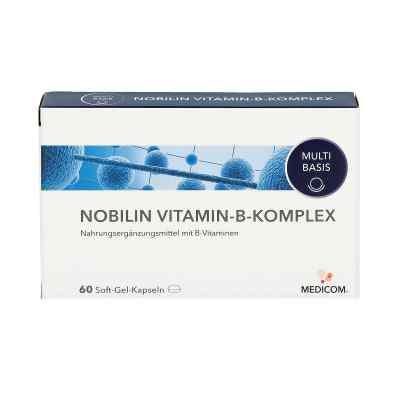 Nobilin Vitamin B Komplex Kapseln  bei apotheke.at bestellen