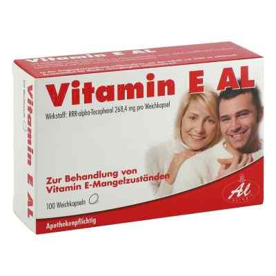 Vitamin E Al Weichkapseln