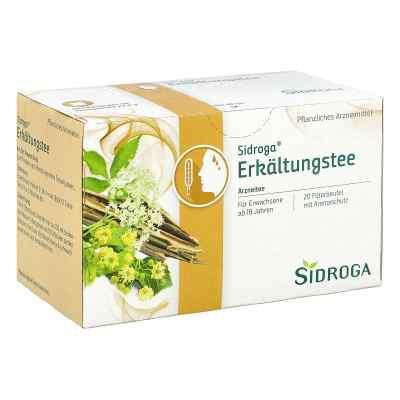 Sidroga Erkältungstee Filterbeutel  bei apotheke.at bestellen