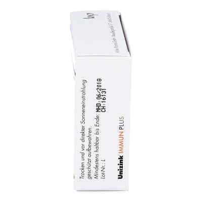 Unizink Immun Plus Kapseln  bei apotheke.at bestellen