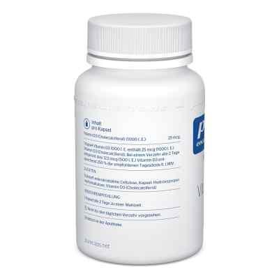 Pure Encapsulations Vitamin D3 1000 I.e. Kapseln  bei apotheke.at bestellen