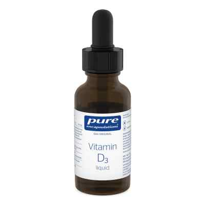 Pure Encapsulations Vitamin D3 Liquid  bei apotheke.at bestellen