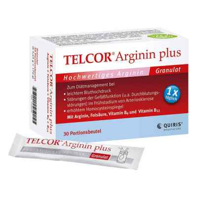 Telcor Arginin plus Beutel  Granulat  bei apotheke.at bestellen