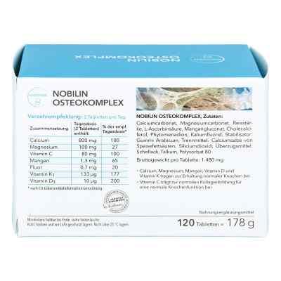 Nobilin Osteokomplex Tabletten  bei apotheke.at bestellen