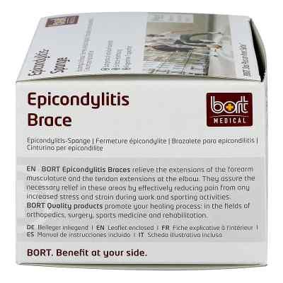 Bort Stabilo Epicondylitis Spange Größe 5 grau  bei apotheke.at bestellen