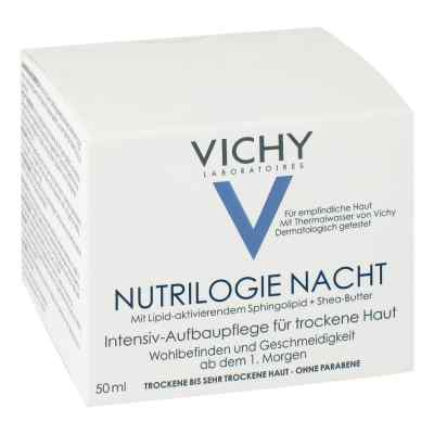 Vichy Nutrilogie Nacht Creme