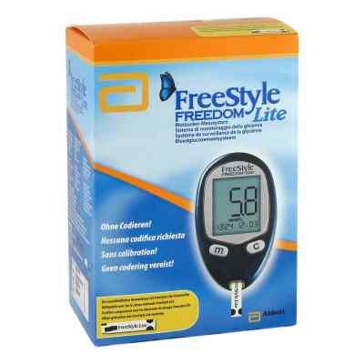 Freestyle Freedom Lite Set mmol/l ohne Codieren  bei apotheke.at bestellen