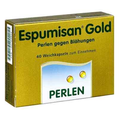 Espumisan Gold Perlen gegen Blähungen  bei apotheke.at bestellen