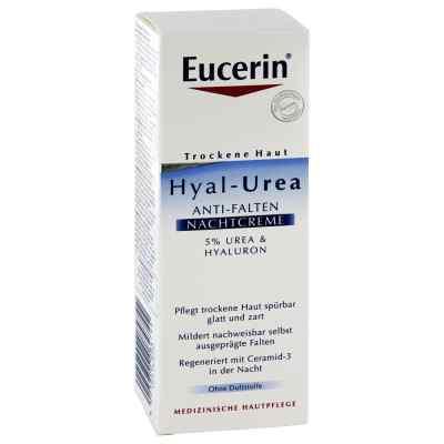 Eucerin Th Hyal Urea Anti Falten Nachtcreme  bei apotheke.at bestellen