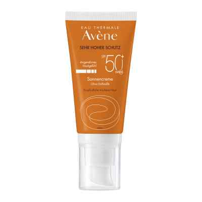 Avene Sunsitive Sonnencreme Spf 50+ ohne Duftst.  bei apotheke.at bestellen